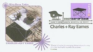 2008 42c Eames, Folding Table