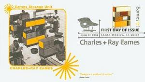 2008 42c Eames, Shelf Unit
