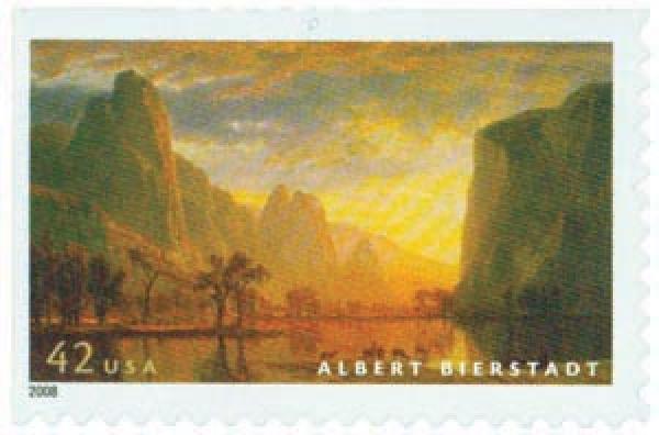 2008 42c Albert Bierstadt