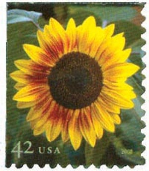 2008 42c Sunflower