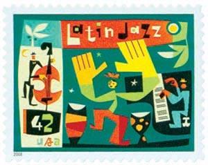 2008 42c Latin Jazz