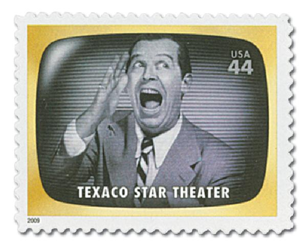 2009 44c Early TV Memories: Texaco Star Theater