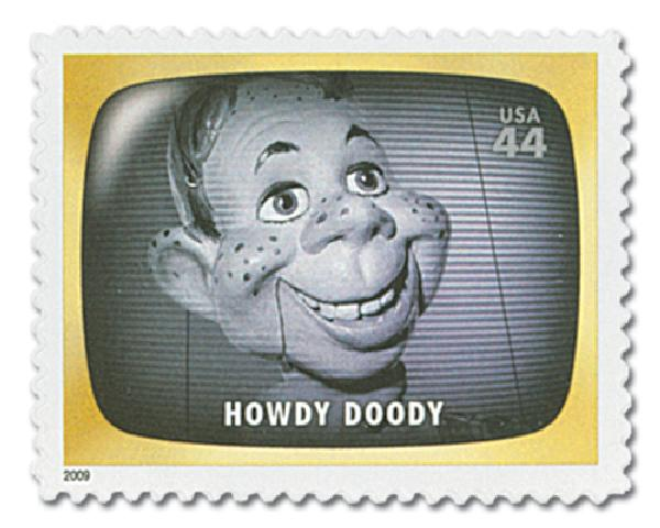 2009 44c Early TV Memories: Howdy Doody