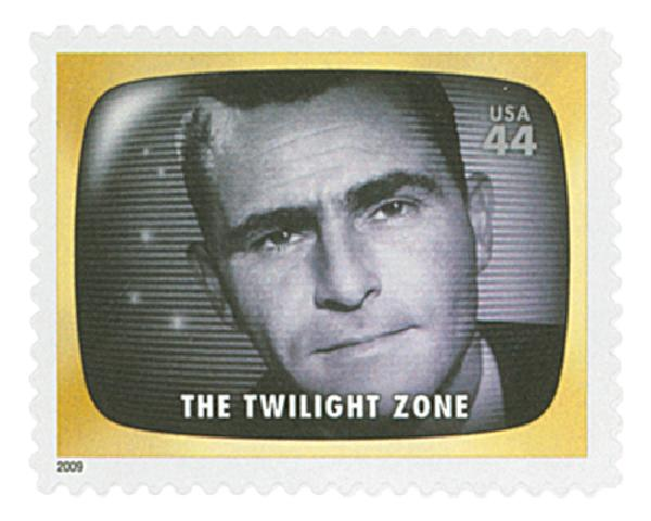 2009 44c Early TV Memories: The Twilight Zone