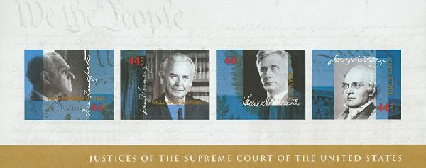 2009 44c Supreme Court Justices