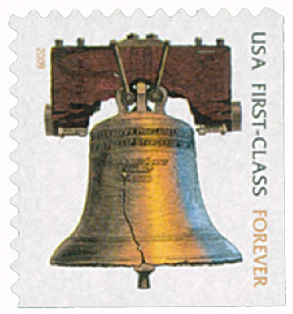 2010 First-Class Forever Stamp - Liberty Bell
