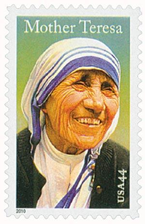 2010 44c Mother Teresa