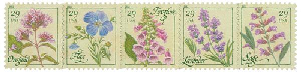 2011 29c Herbs