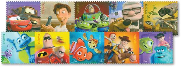 2011-12 Pixar Series