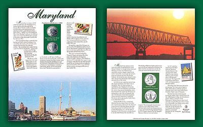 2000 Maryland Story Card