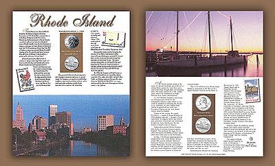 2001 Rhode Island Story Card