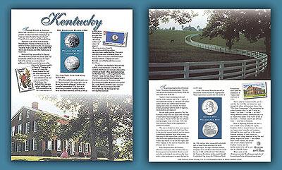 2001 Kentucky Story Card