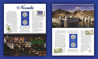 2005 Nevada Story Card
