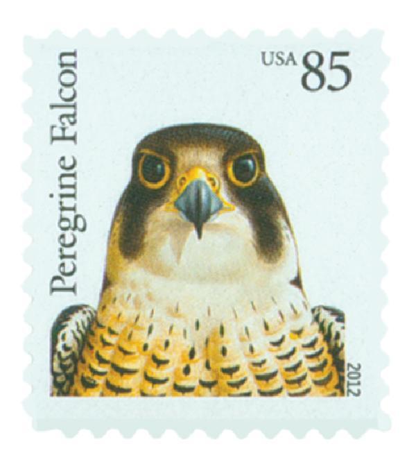2012 85c Birds of Prey: Peregrine Falcon