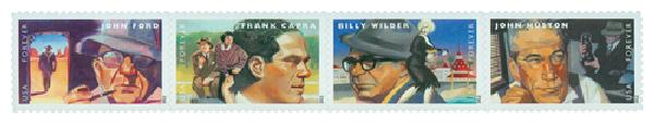 2012 First-Class Forever Stamp - Great Film Directors