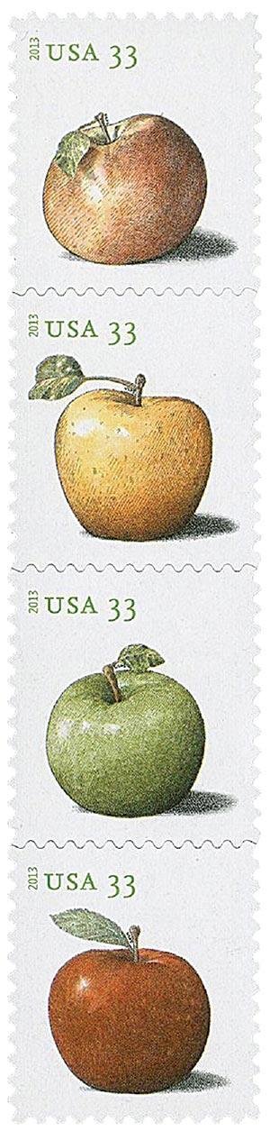 2013 33c Apples