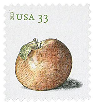 2013 33c Apples: Northern Spy