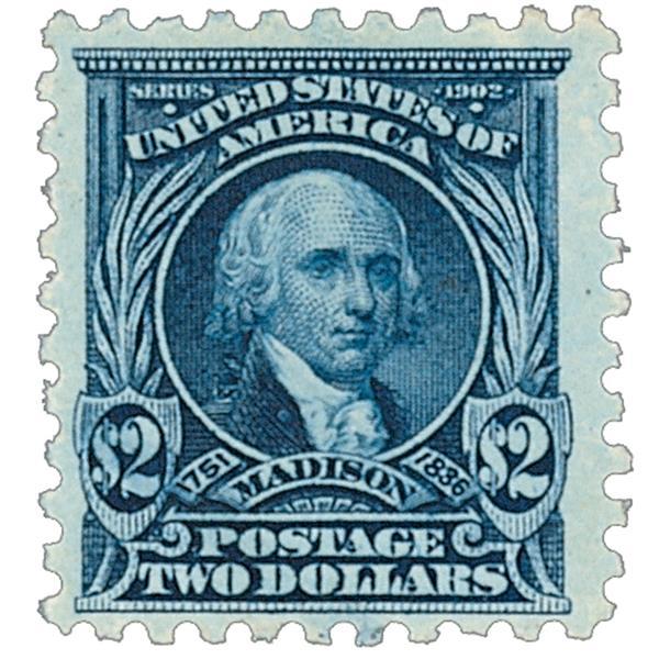 1916 $2 Madison