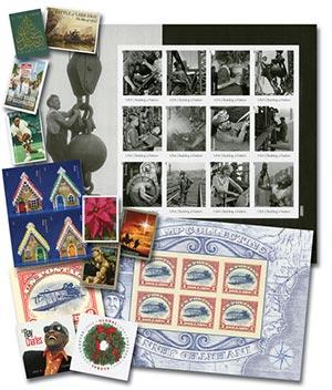 2013 U.S. Imperforate Stamps, 31v