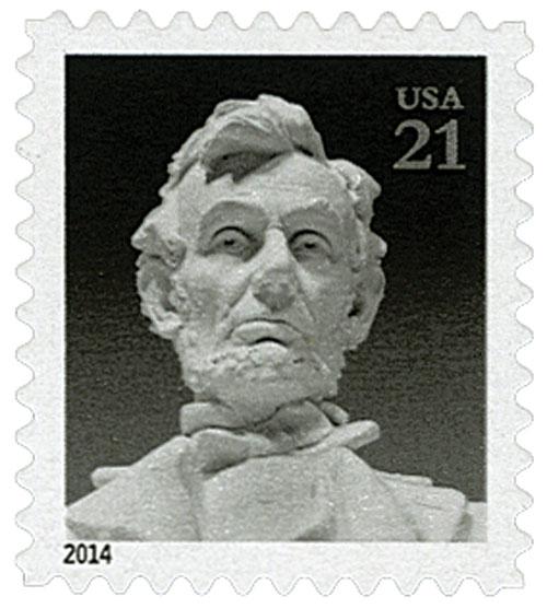 2014 21c Lincoln Memorial