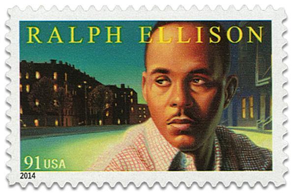 2014 91c Literary Arts: Ralph Ellison