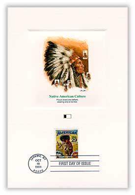 1994 Laramie Cancel, Ntve American Cltre PFCD