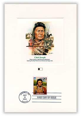 1994 Laramie Cancel, Chief Joseph PFCD