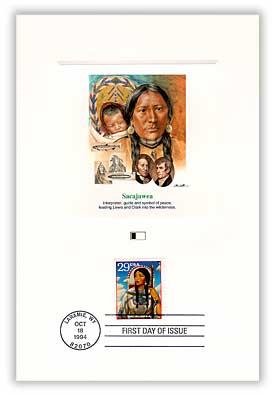 1994 Laramie Cancel, Sacajawea PFCD