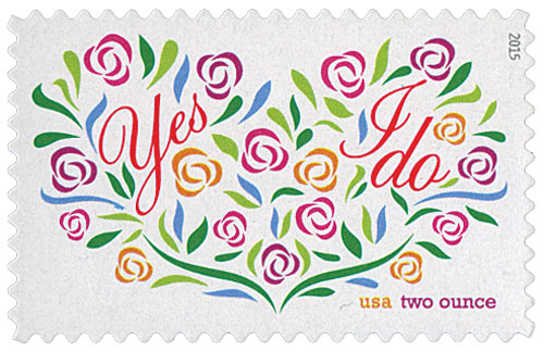 2015 71c Wedding Series: Yes, I Do
