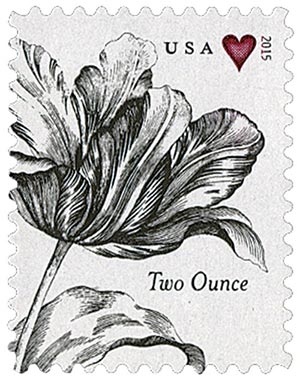 2015 71c Wedding Series: Vintage Tulip