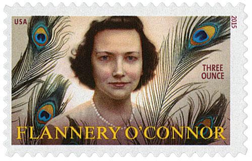 2015 93c Literary Arts: Flannery OConnor