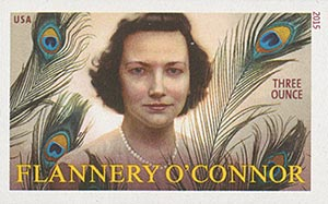 2015 93c Imperf Flannery OConnor