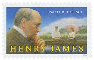 2016 89c Literary Arts: Henry James