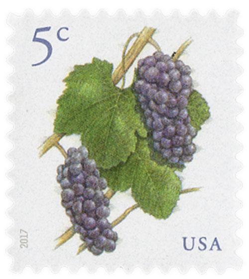 2017 5c Grapes