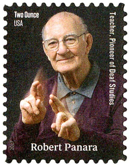 2017 70c Robert Panara