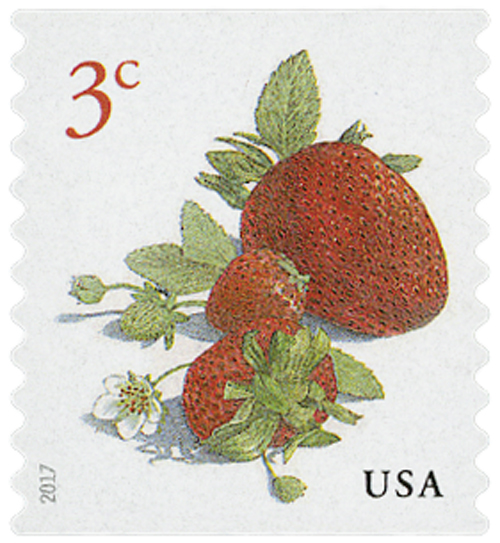 2017 3c Strawberries