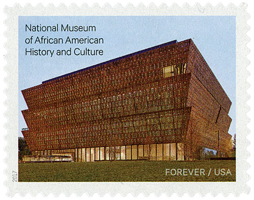 2017 First-Class Forever Stamp - Celebrating African American History