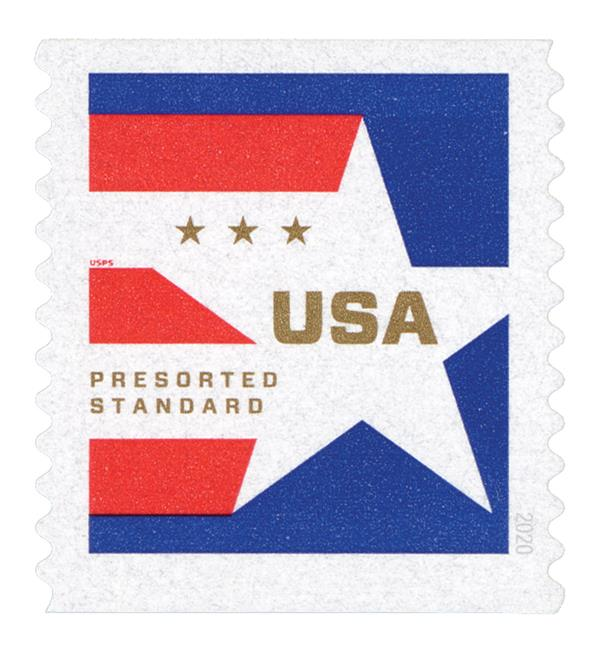 2020 10c Presort Star