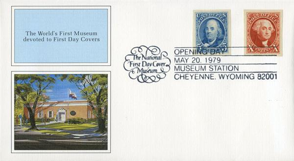 1979 Museum Opening Cover