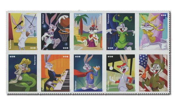 2020 First-Class Forever Stamps - Bugs Bunny
