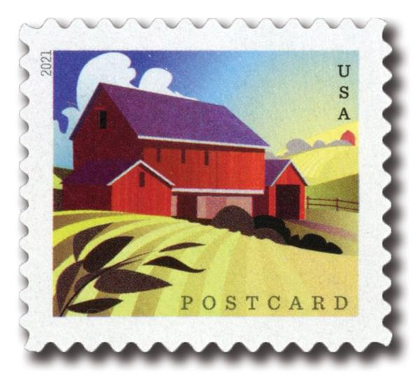 2021 36c Barns: Forebay Barn in Spring