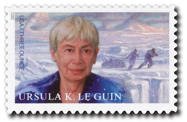 2021 Three Ounce Literary Arts: Ursula K. Le Guin