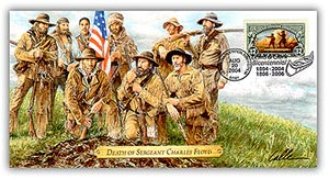 "2004 Lewis & Clark ""Death of Sergeant Charles Floyd"" Commemorative Cover"
