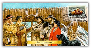2004 L&C The Interpreters Commemorative Cover