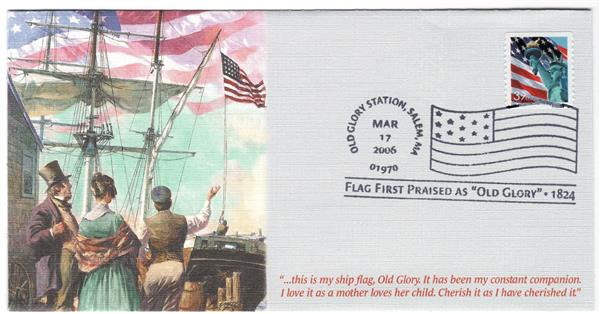"2006 OGPM First Praised as ""Old Glory"""