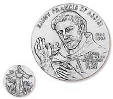 1982 St Francis of Assisi - Silver Medal