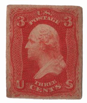 1861 3c rose