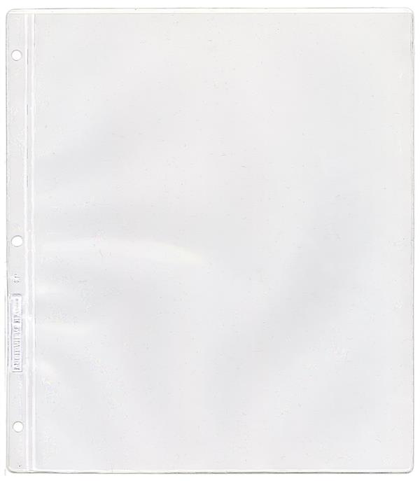 Ultima 10x13 Pocket Page, Clear