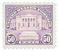 1931 50c Arlington Amphitheatre