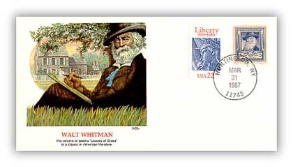 1987 Walt Whitman/Shapers of Am. Liberty